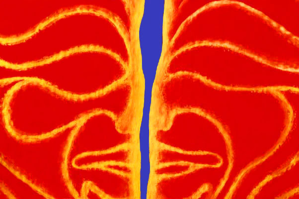 buddha-70x100cm-acryl