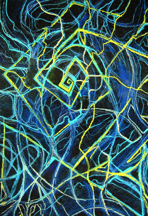 cosmic-law-4-evolution-1-70x100cm-acryl-pastel