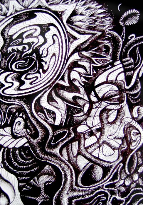 mirror-19x26cm-ink