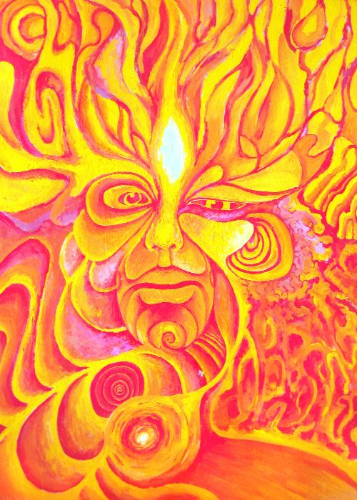 005-kabbala-2-chockmah-wisdom-70x100cm-acryl