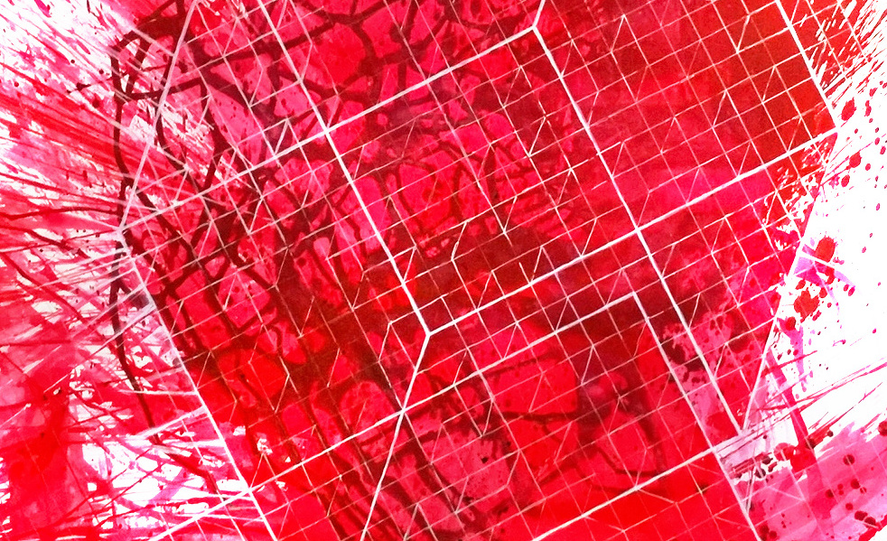 Detail - YANTRAM 4 150x130 cm RED INK.jpg