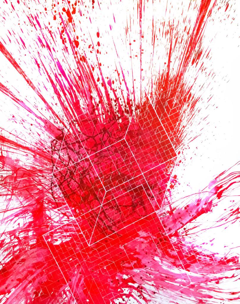 YANTRAM 4 - TOR ROT - 150x130 cm INK.jpg
